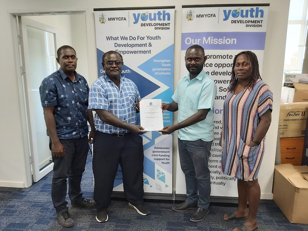 Government Committed to support Youth Development