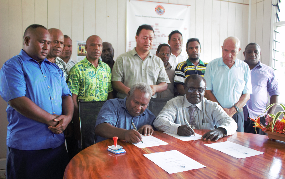 New Youth and Children Resource Centre for Temotu Province